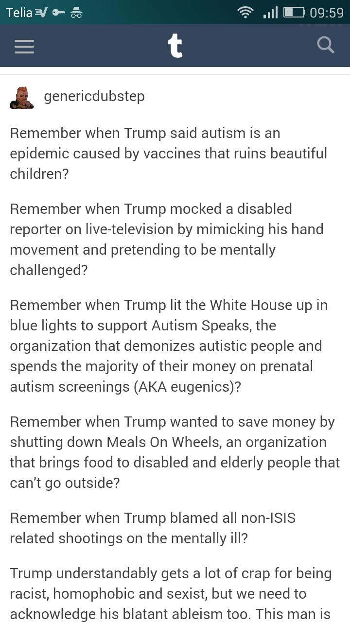 trump ableism